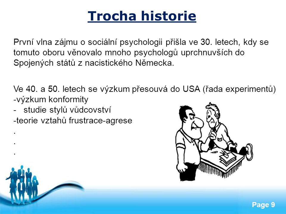 Free Powerpoint Templates Page 10 Trocha historie V 60.