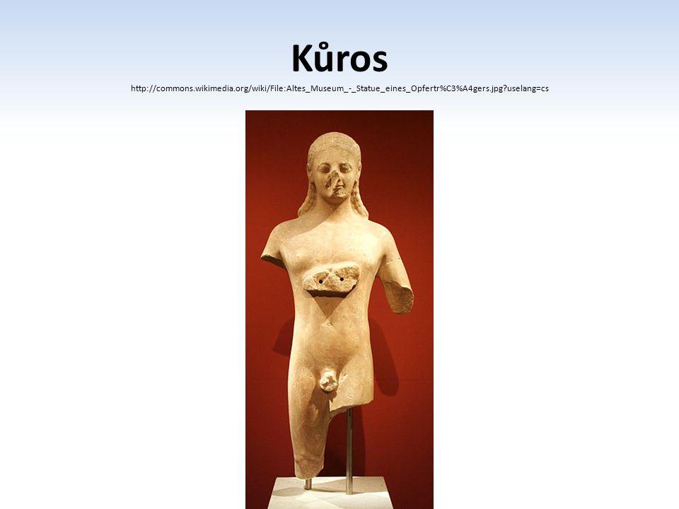 přibližují se realismu – až k portrétu duševní stavy, emoce, vášně místo atleta nastupuje zženštilý typ první ženský akt Skopas – emoce, afekty, vášeň (Bakchantka) Klasické období 4 st.