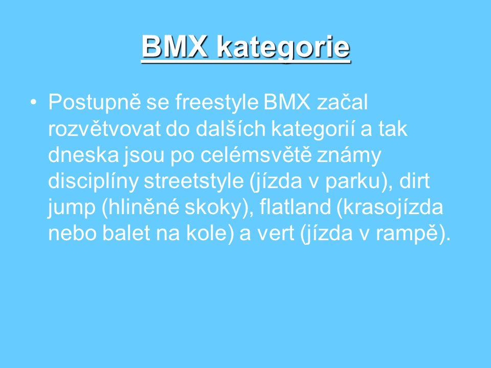 BMX kola Cena: 4990 Kč