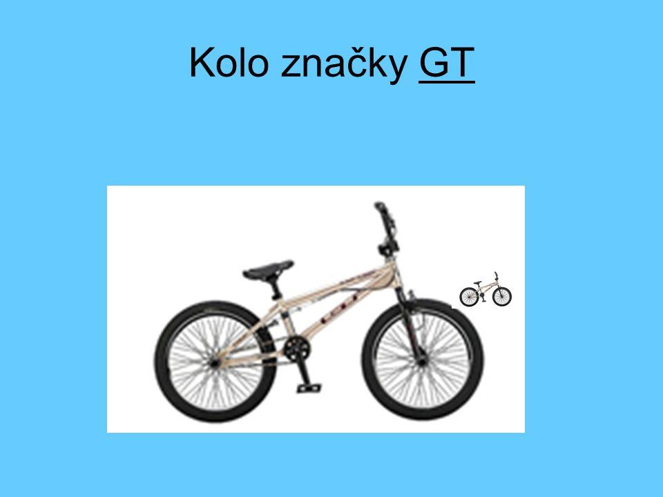 Kolo značky GT