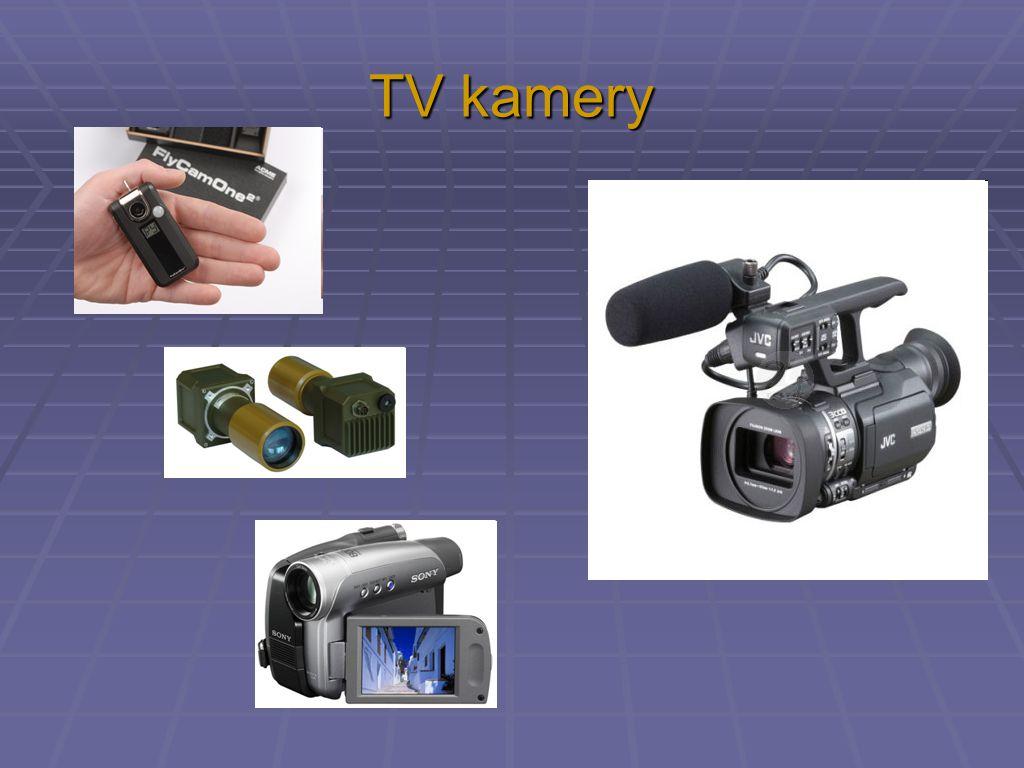 TV kamery