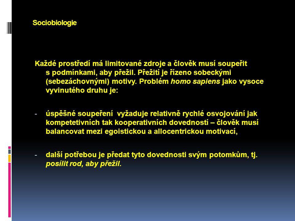 Psychologie celoživotního utváření (Life-Span Psychology Teorie SOC : - Selekce - Optimalizace - Kompenzace