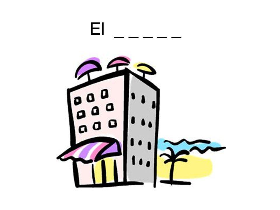 El _ _ _ _ _