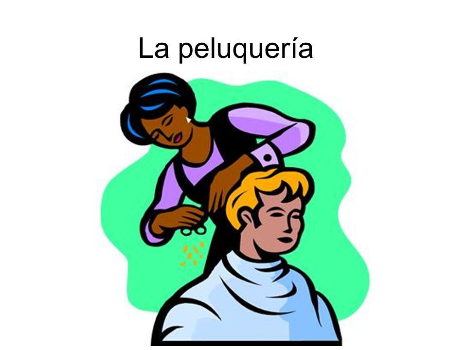 La peluquería