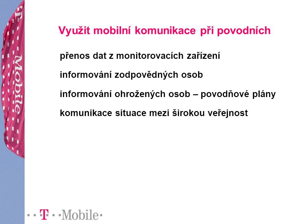 Výhody SMS v případě krize rychlost jednoduchost dostupnost na celém území ČR i v zahraničí hromadná distribuce informací