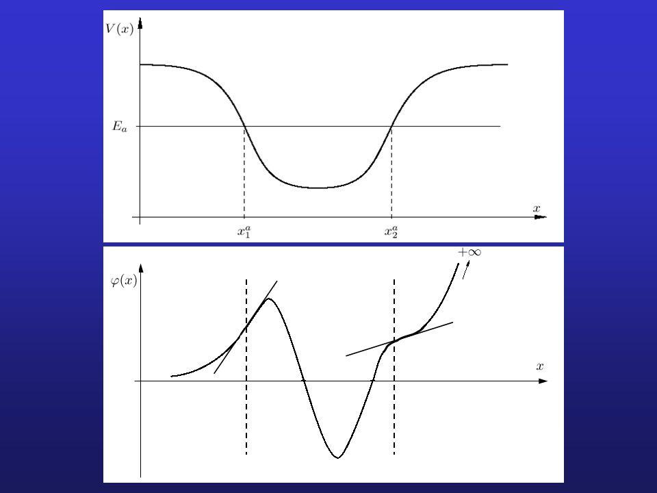 Jednorozměrná potenciálová jáma obecného tvaru