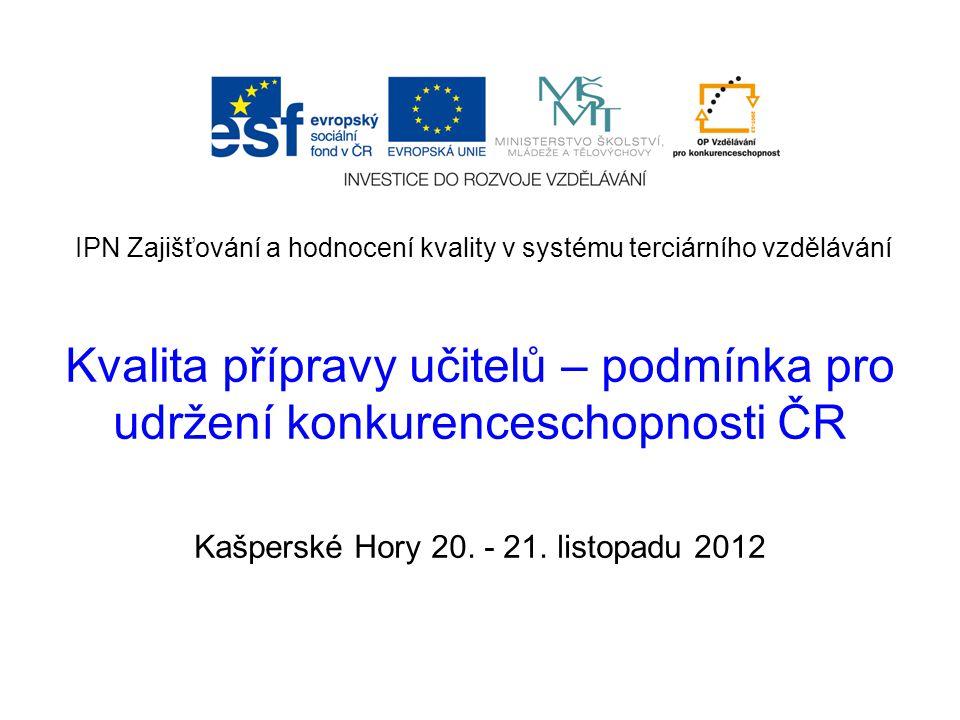 Program semináře Úterý 20.listopadu 2012 14.00–16.00 jednání v plénu Zahájenídoc.