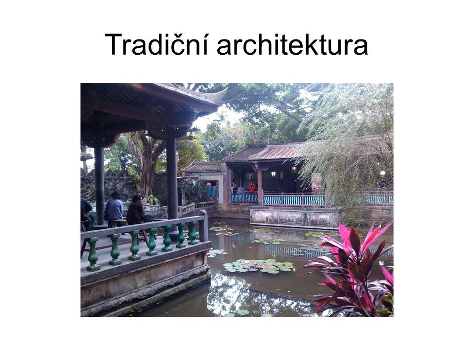 Tradiční architektura