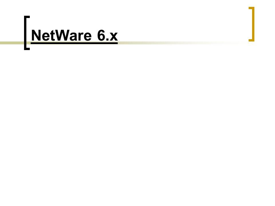 NetWare 6.x