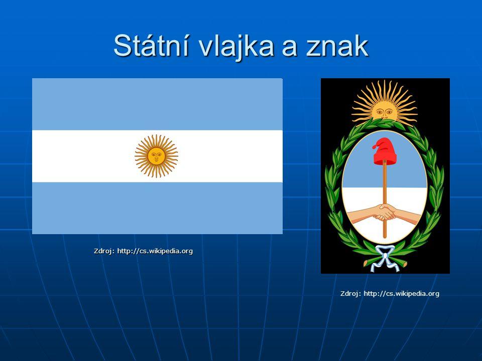 Poloha podstatná část podstatná část J JA J JA po Brazílii největší stát JA po Brazílii největší stát JA Zdroj: http://cs.wikipedia.org
