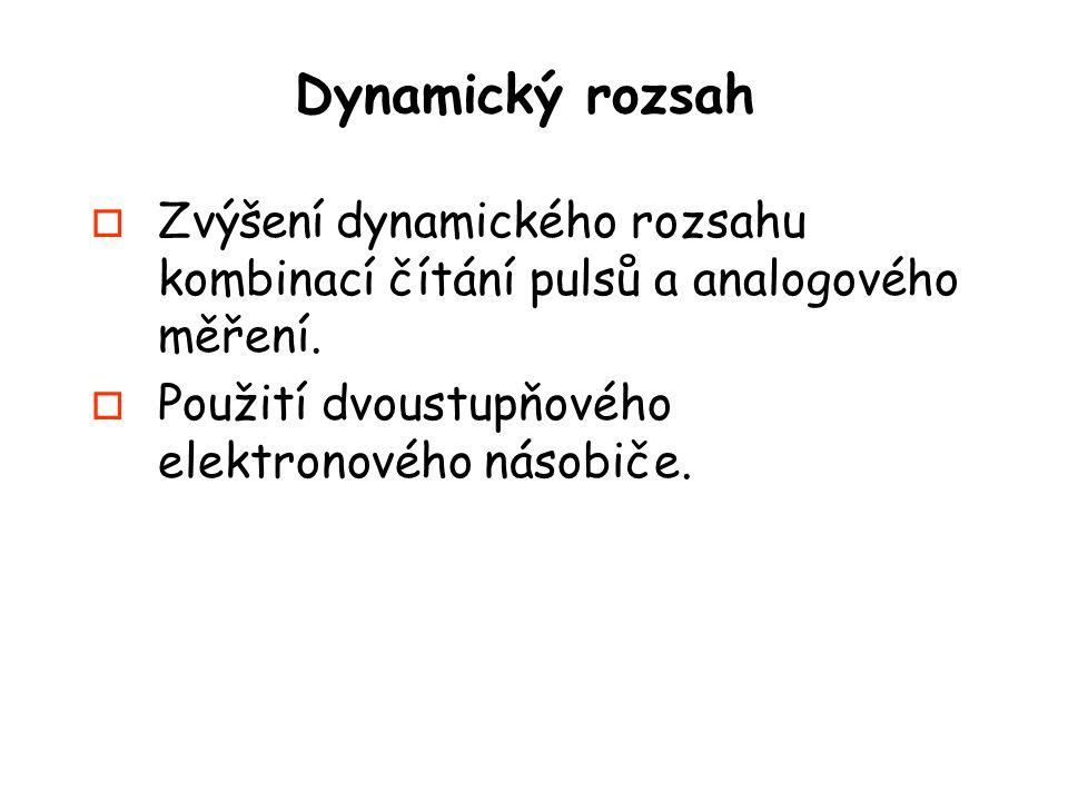Dynamický rozsah o Zvýšení dynamického rozsahu kombinací čítání pulsů a analogového měření.