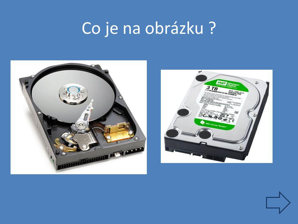 Uveď příklad interního a externího zařízení.