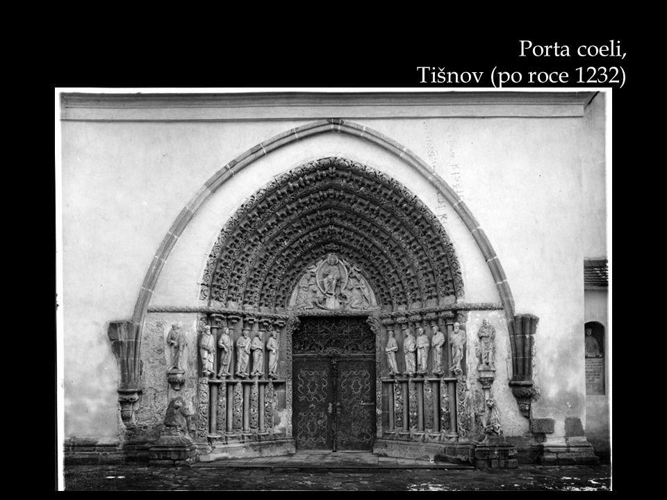 Porta coeli, Tišnov (po roce 1232