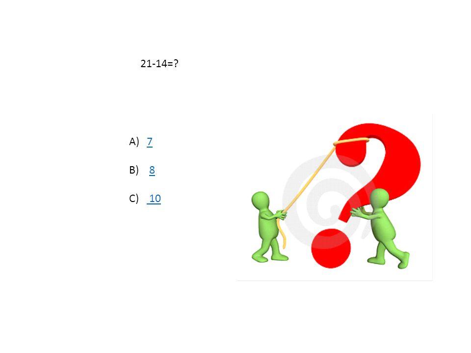 15x1=? A)3030 B)00 C)1515