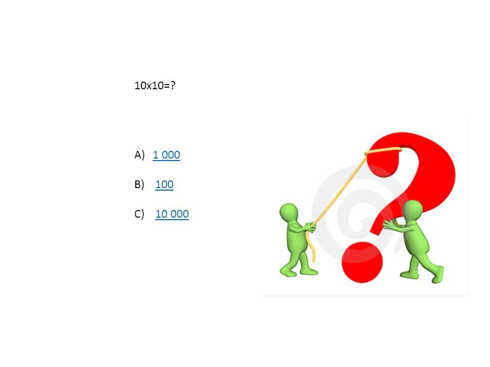 10:1=? A)1010 B) 1 1 C) 0 0