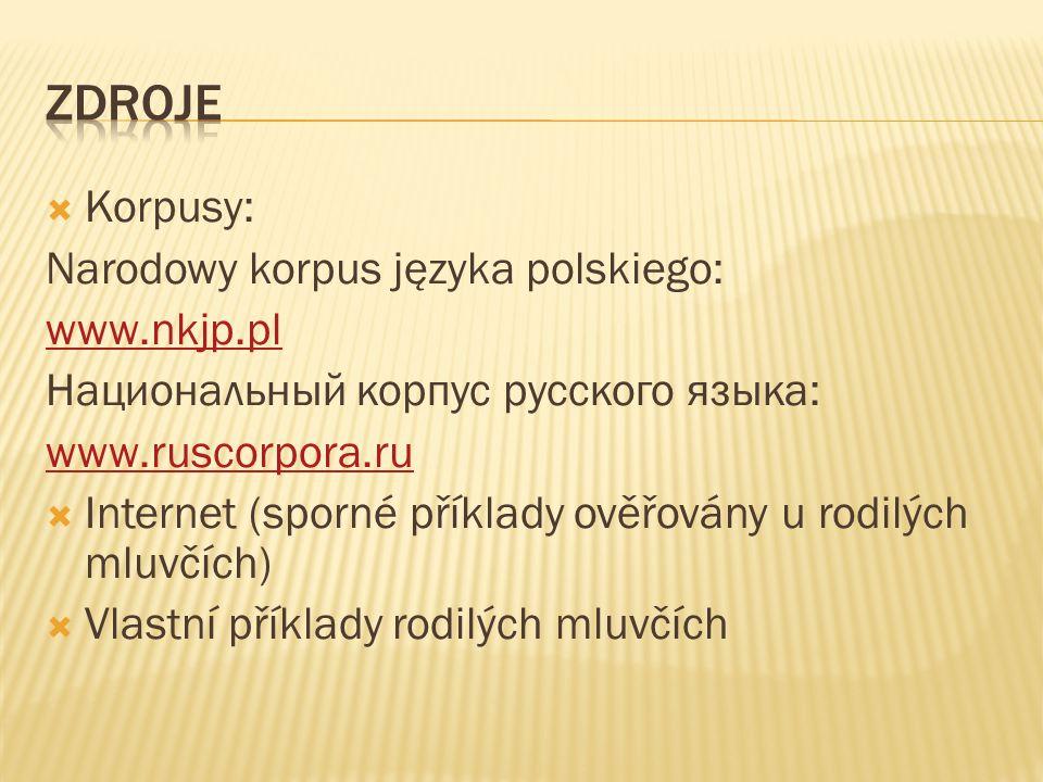 asi 130 ruských sloves, pro anotaci vybráno 50.