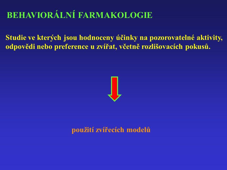 Zkřížená senzitizace = zvýšená odpověď na testovanou látku může být vyvolána předchozí opakovanou aplikací odlišné látky než je látka testovaná Příklady zkřížené senzitizace: tetrahydrokanabinolem k morfinu (Cadoni et al., 2001) tetrahydrokanabinolem k heroinu (Lamarque et al., 2001 Příklady senzitizace: amfetamin (Costa et al., 2001) kokain (Elliot, 2002) opiody (De Vries et al., 1999) kanabinoidy (Cadoni et al., 2001)