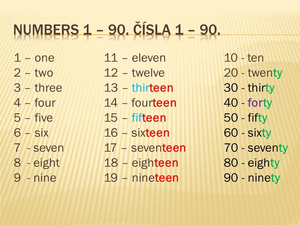 twenty – fourseventy – three ninety – ninea hundred fifty – eightsixty eighty – onethirty – two 81 60 24 100 73 99 58 32