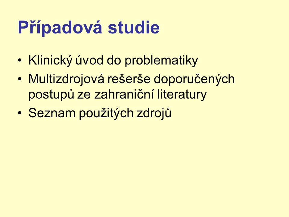 Type of article : Guideline Medical Subject Headings (Tezaurus, deskriptory)
