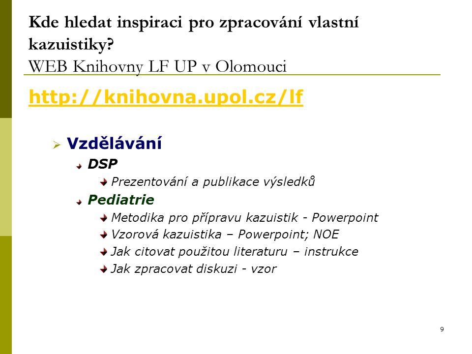 10 Prezentace Powerpoint Pozor na kombinace barev.