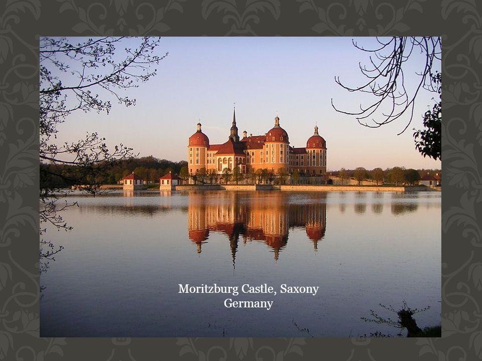 Moritzburg Castle, Saxony Germany