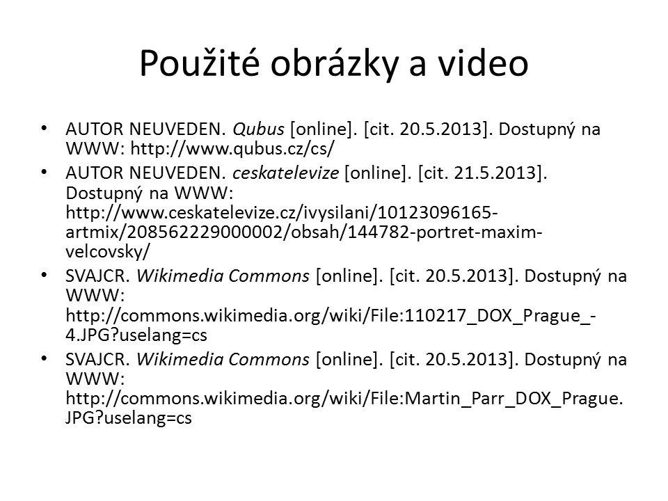 AUTOR NEUVEDEN. ceskatelevize [online]. [cit. 21.5.2013].