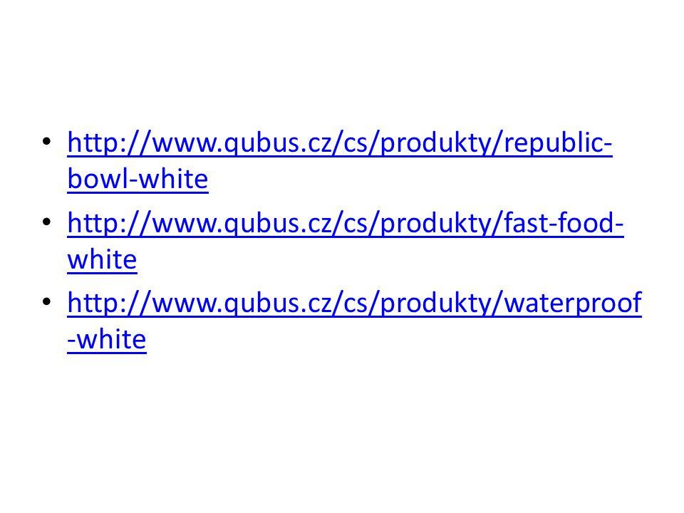 Cibulový dekor (2004, 2005) http://www.qubus.cz/cs/produkty/fast-food- onion http://www.qubus.cz/cs/produkty/fast-food- onion http://www.qubus.cz/cs/produkty/waterproof -onion http://www.qubus.cz/cs/produkty/waterproof -onion http://www.qubus.cz/cs/produkty/ornament- crime http://www.qubus.cz/cs/produkty/ornament- crime