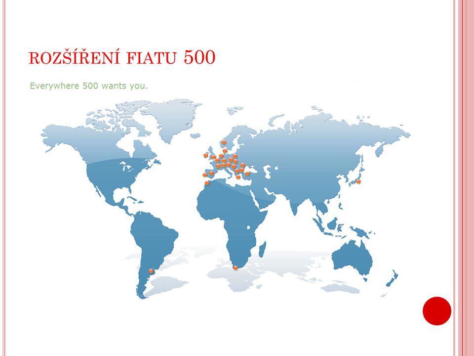 ROZŠÍŘENÍ FIATU 500