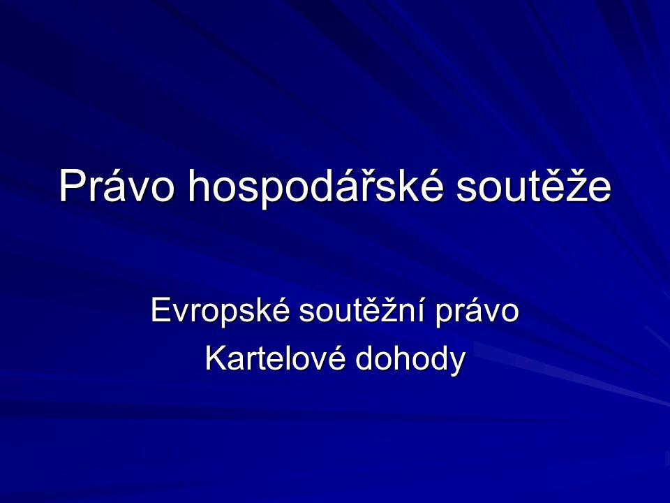 Zneužití dominantního postavení Čl.