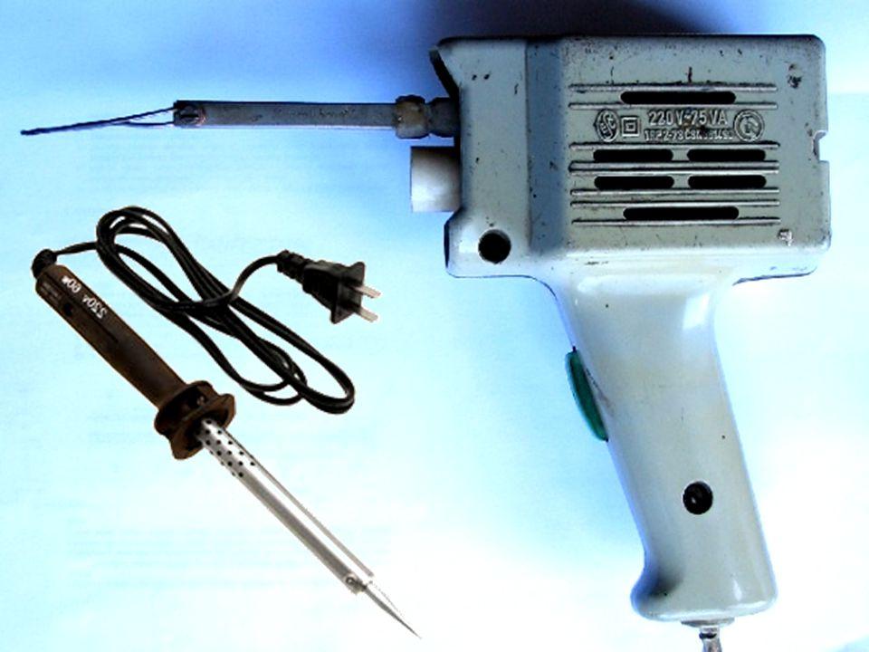 Páječk a Páječka je elektrické nářadí pro tavení kovů při spojování součástek měkkým pájením. Při pájení se kovové součástky nejdříve páječkou zahřejí