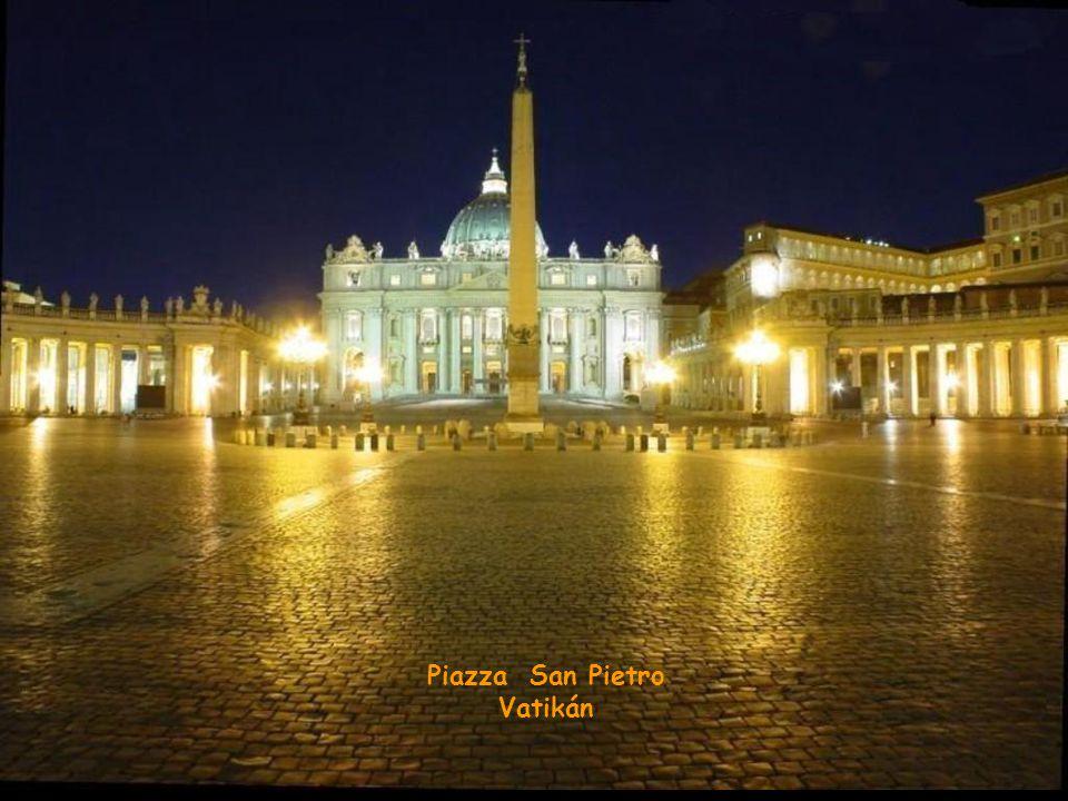 Piazza San Marco Benátky, Itálie