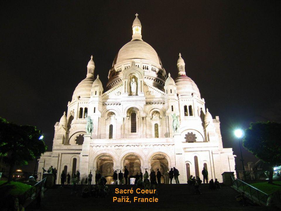 Notre Dame Paříž, Francie