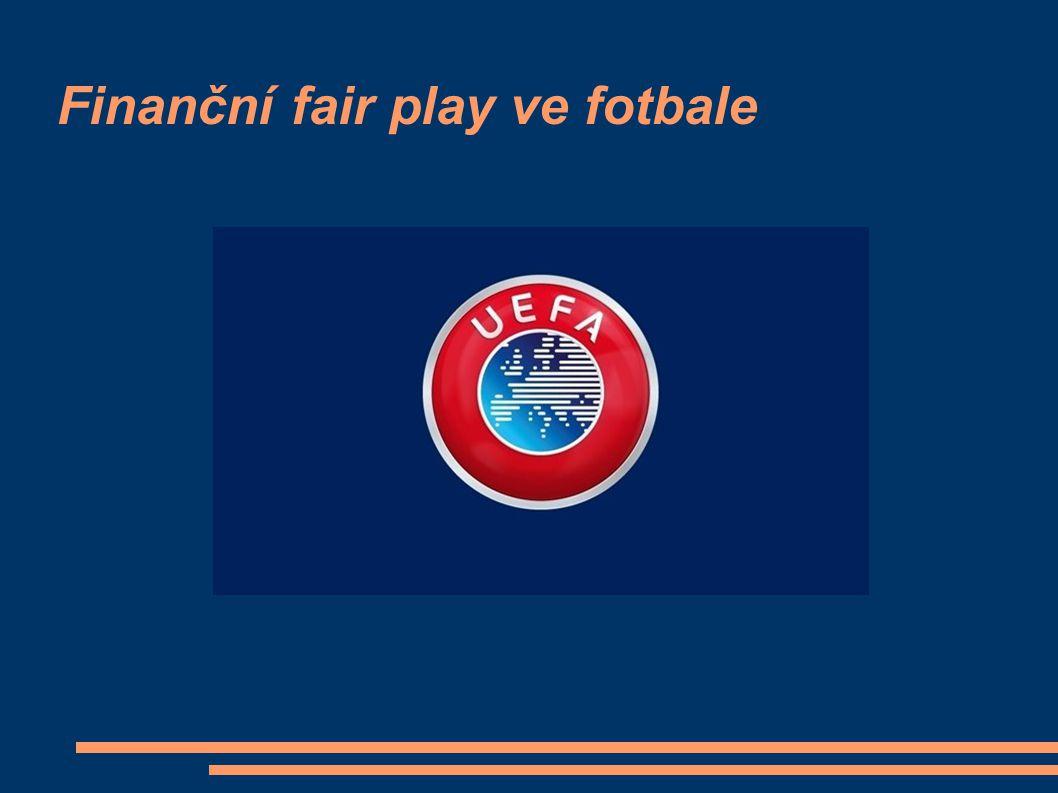 Finanční fair play ve fotbale