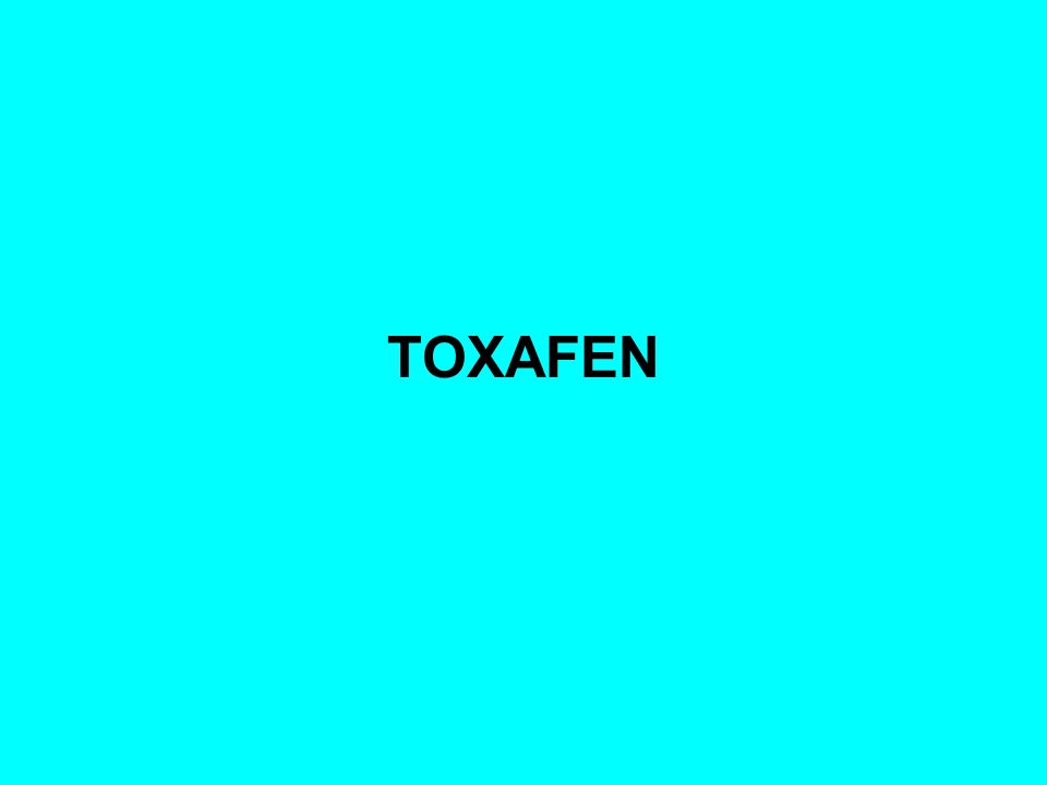 TOXAFEN