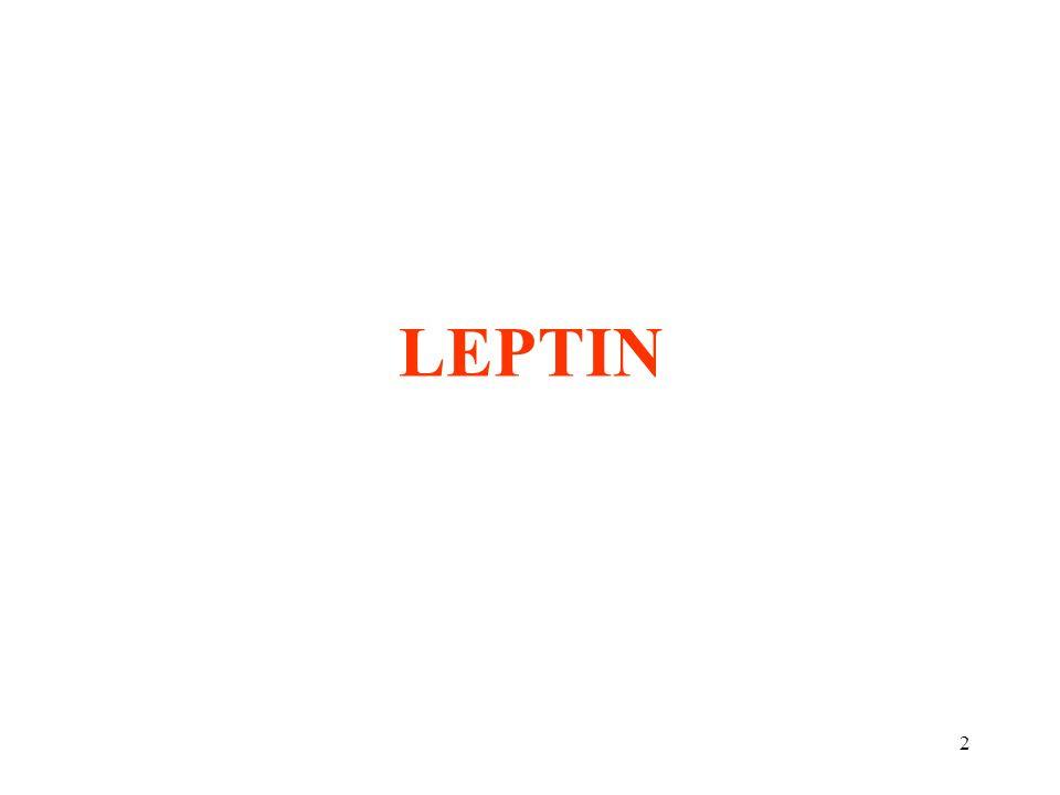 2 LEPTIN