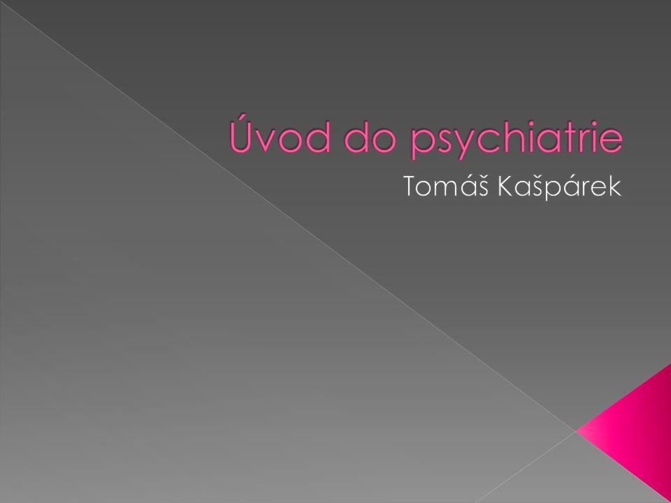  Příklad vývoje pohledu na etiopatogenezi schizofrenie
