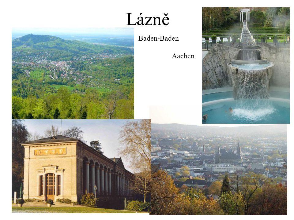Lázně Baden-Baden Aachen