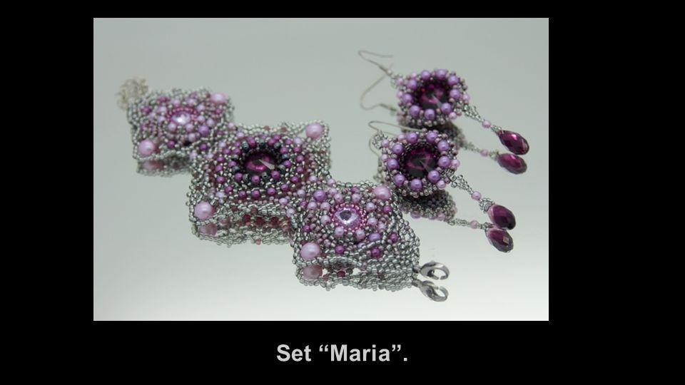 "Set ""Maria""."