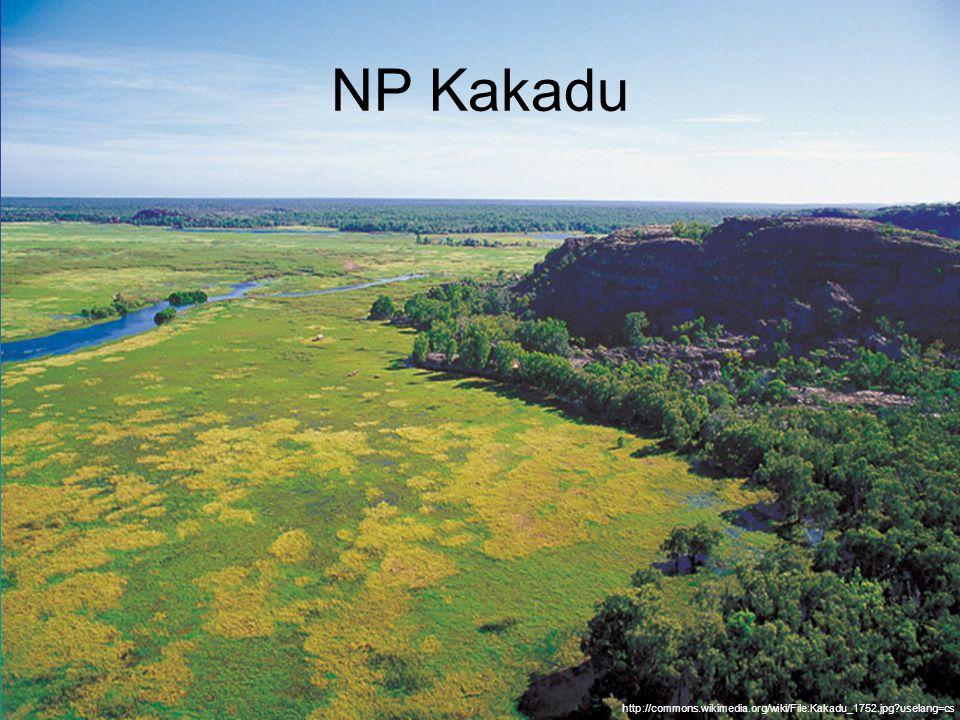 NP Kakadu http://commons.wikimedia.org/wiki/File:Kakadu_1752.jpg?uselang=cs