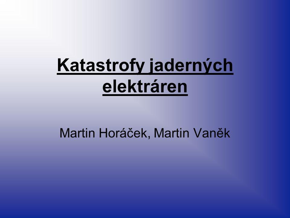 Bezpečnost jaderných elektráren RBKM 1000 vs.
