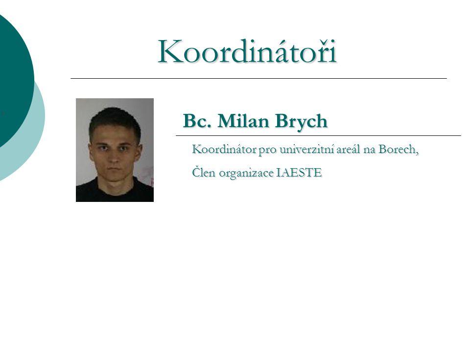 Koordinátoři Bc.