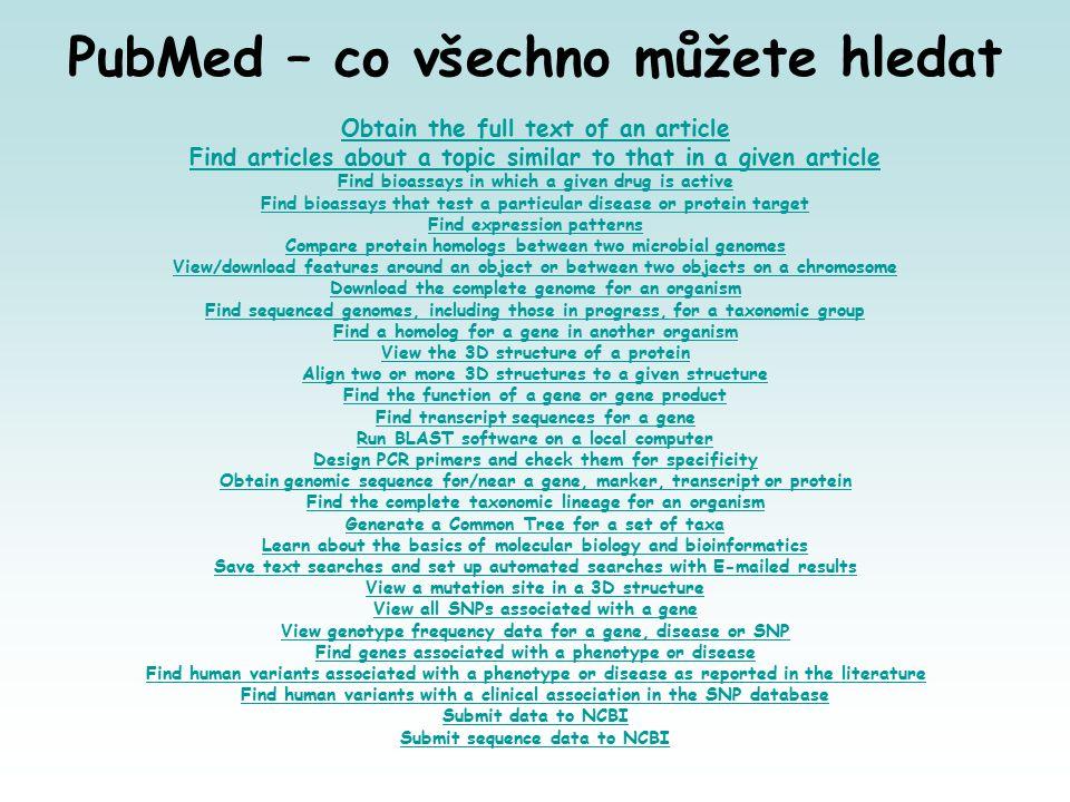 METALIB http://metalib.muni.cz/V hromadné prohledávání databází dostupných ze sítě MU Nejdříve prohledejte Hlavní elektronické zdroje MUHlavní elektronické zdroje MU Následně Přírodovědné zdrojePřírodovědné zdroje Přes SFX systém jsou zde dostupné i fulltexty