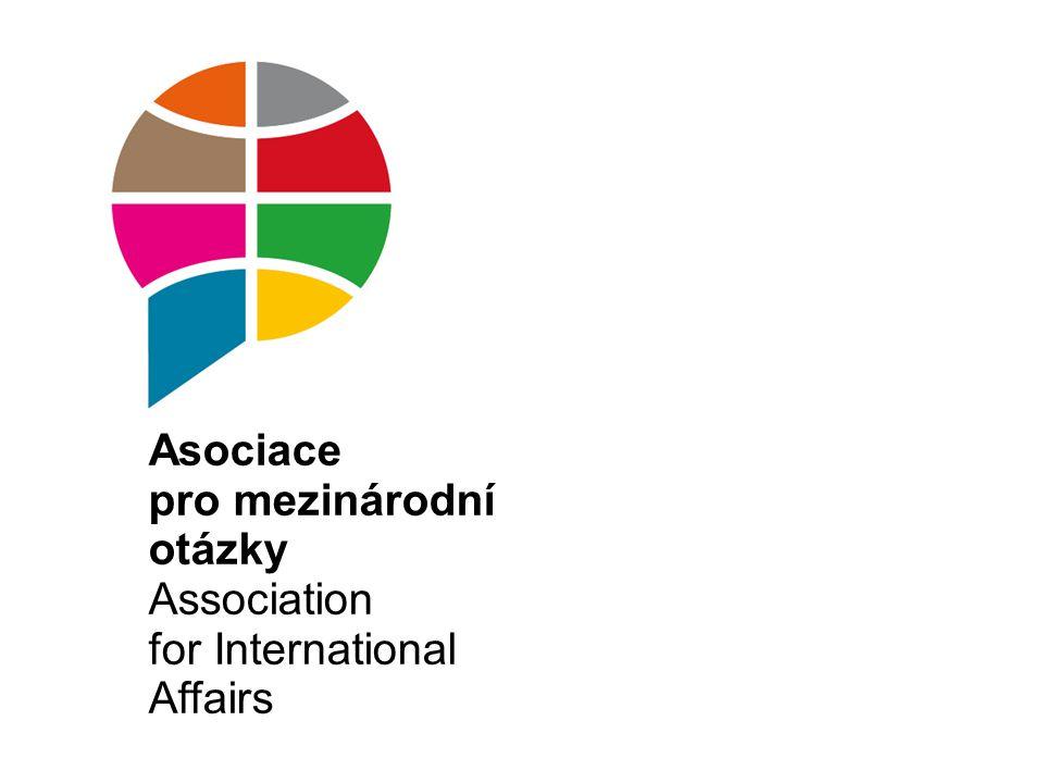 Asociace pro mezinárodní otázky Association for International Affairs