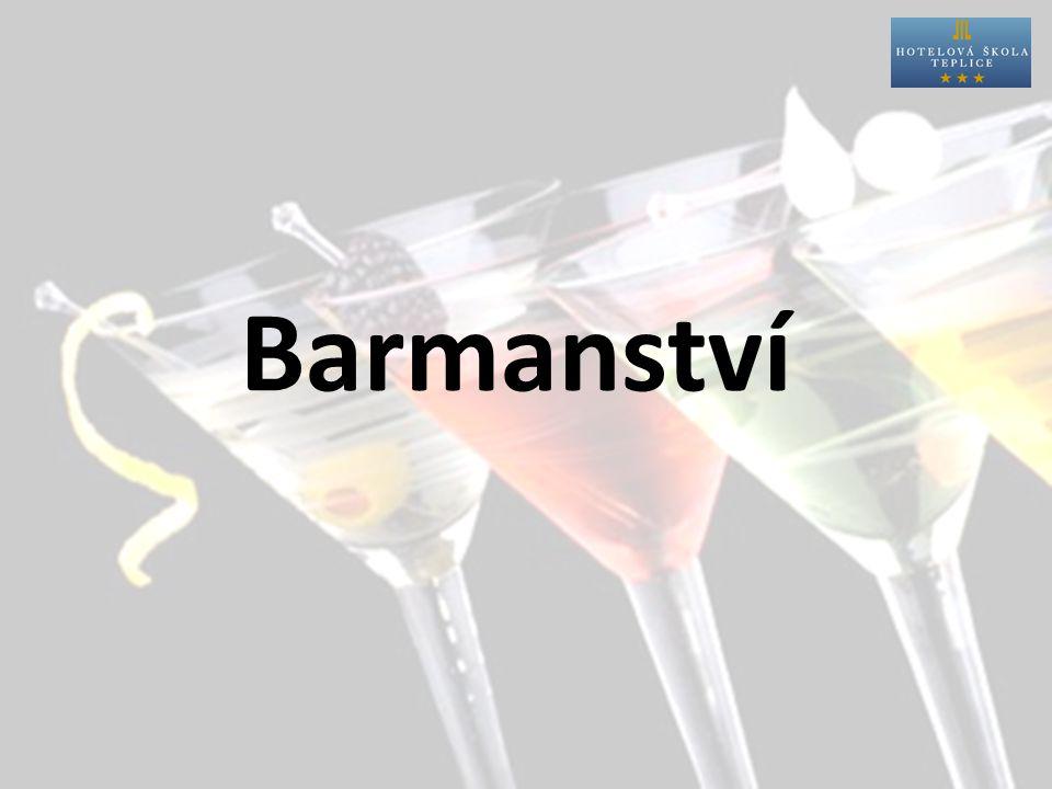 Barmanství