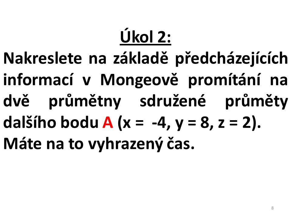 Řešení úkolu 2: