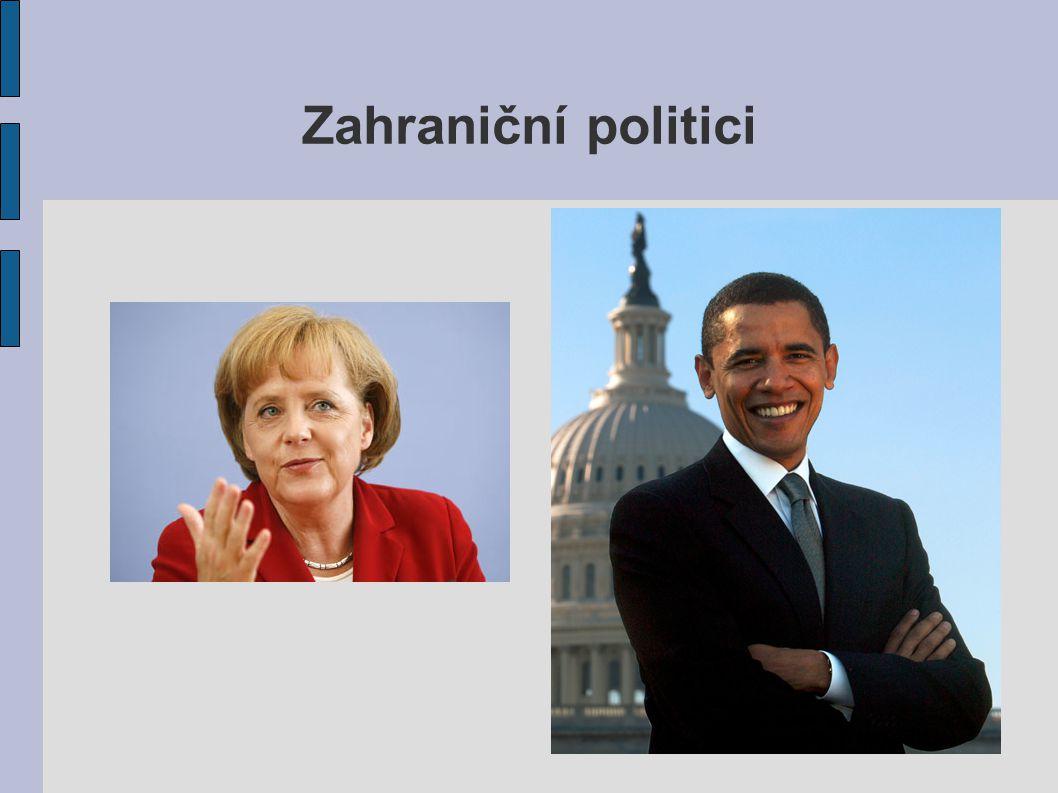 Zahraniční politici