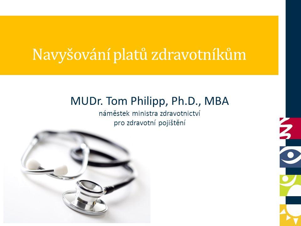 Navyšování platů zdravotníkům MUDr.