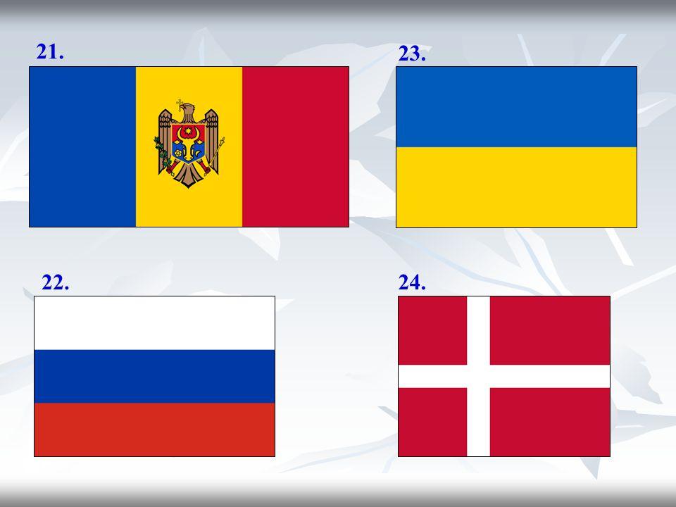 POZNÁVAČKA I – státní vlajky Jméno a příjmení : Třída : Datum : 113 214 315 416 517 618 719 820 921 1022 1123 1224 Hodnocení :