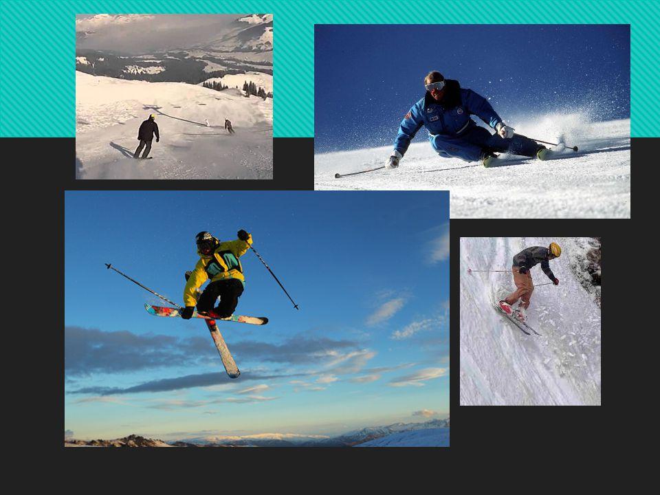 Minisky neboli snowblade  jsou krátké lyže o délce kolem 65 cm s jednoduše nastavitelným vázáním  jízda je vhodná pro začátečníky, kvůli nacvičení z