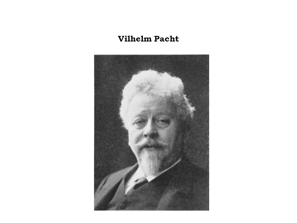 Vilhelm Pacht